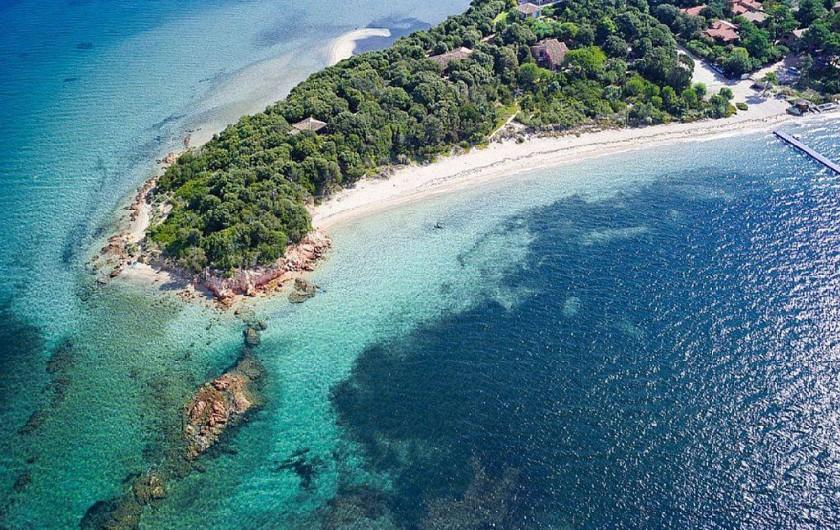 Location de vacances - Villa à Lecci - Pointe du Benedettu