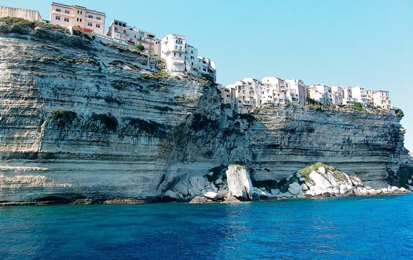 Location de vacances - Villa à Lecci - Bonifacio à 40 min environ