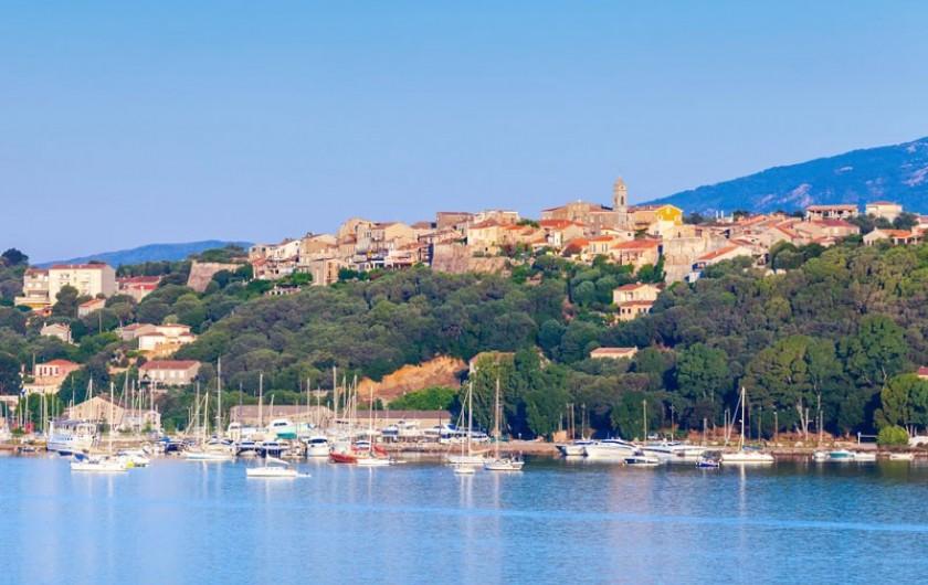 Location de vacances - Villa à Lecci - Porto Vecchio, 10 km environ