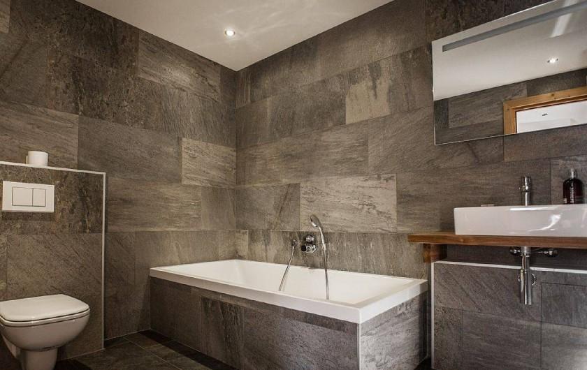 Location de vacances - Chalet à Megève - bathroom n°2