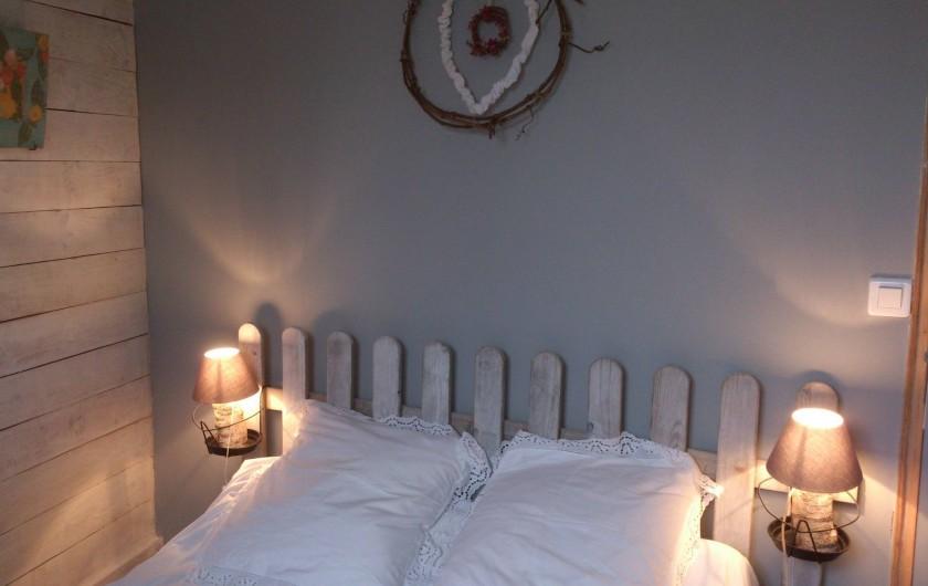 Location de vacances - Appartement à Laignes - Petite chambre