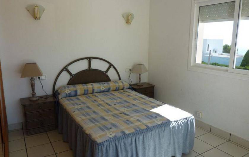 Location de vacances - Villa à L'Ametlla de Mar - chambre3