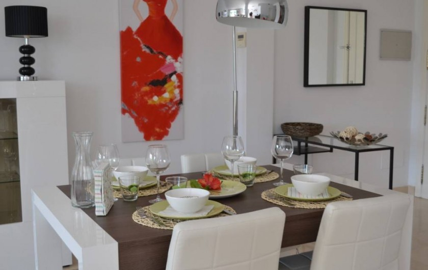 Location de vacances - Appartement à Benahavís