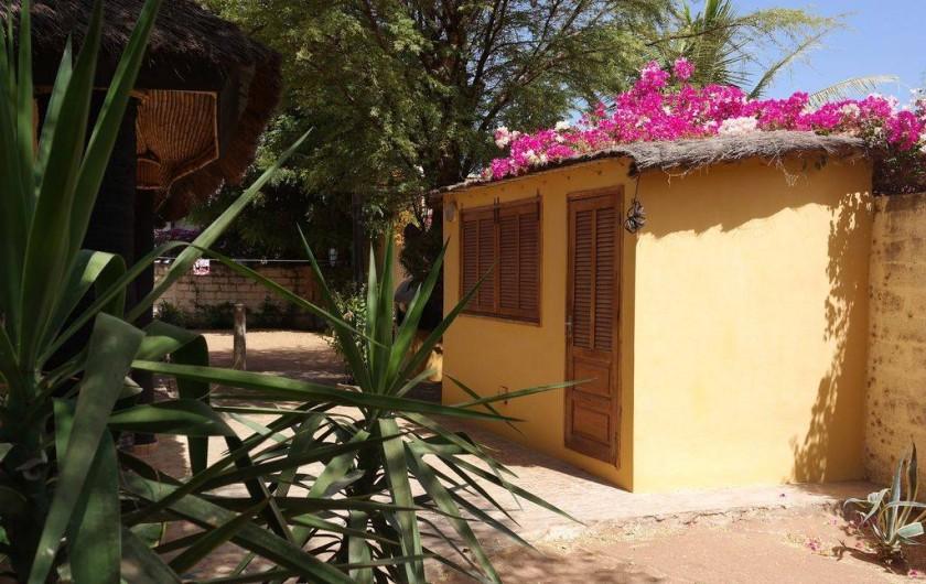 Location de vacances - Villa à Somone - coin cuisine