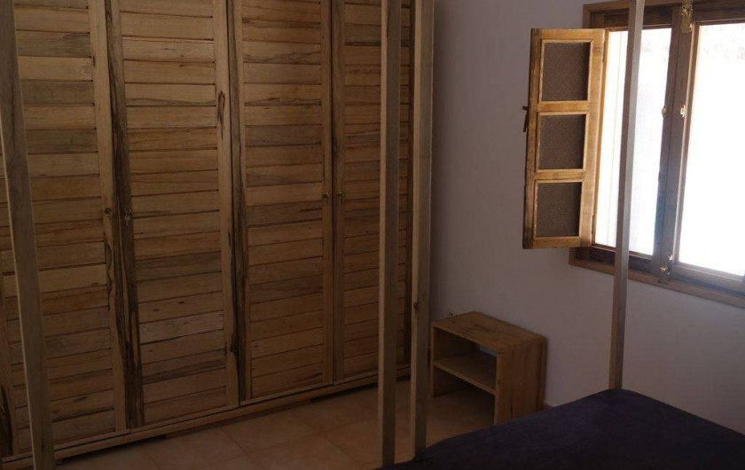 Location de vacances - Villa à Somone - Chambre N°1, armoire