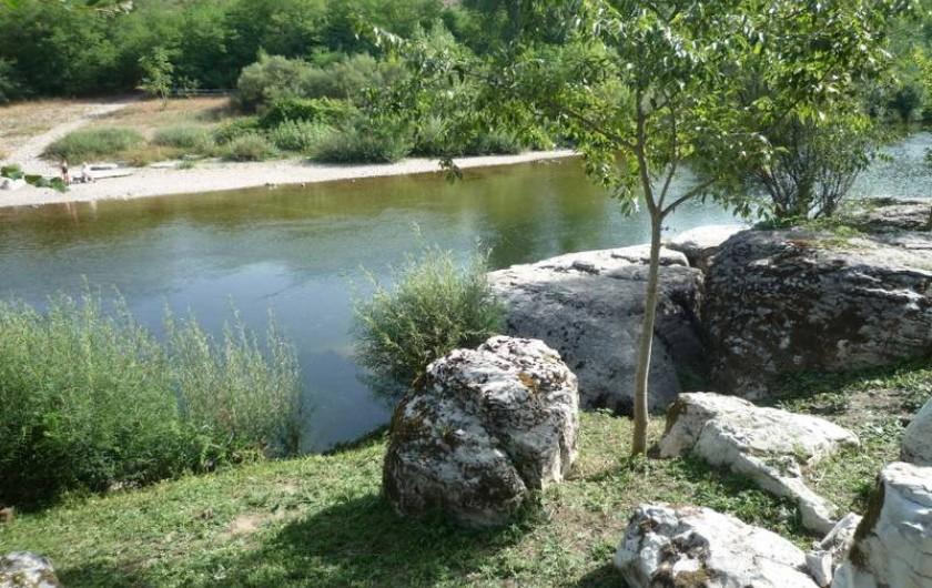 Location de vacances - Gîte à Casteljau - rivière