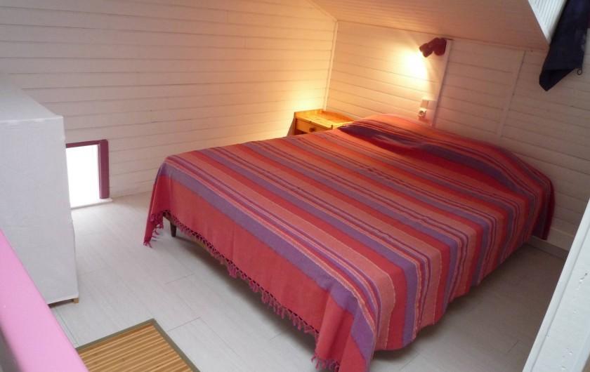 Location de vacances - Gîte à Casteljau - chambre 2