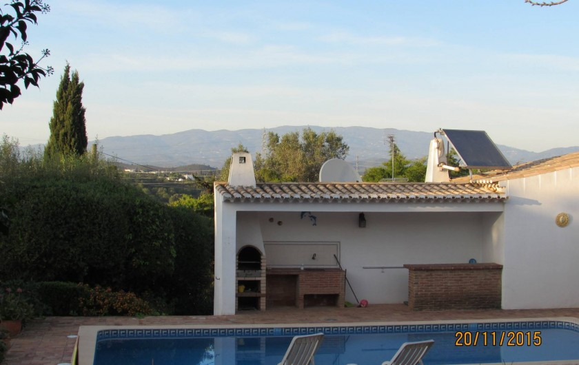Location de vacances - Villa à Cabeço Esteves