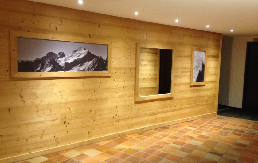 Location de vacances - Appartement à Les Deux Alpes - Entrée