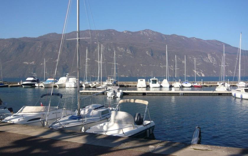 Location de vacances - Maison - Villa à Cusy - Bateaux sur le Lac d'Annecy à 20 minutes