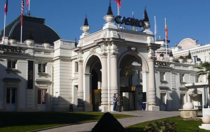 Location de vacances - Maison - Villa à Cusy - Casino d'Aix-les-Bains à 1/4 d'heure