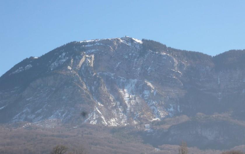 Location de vacances - Maison - Villa à Cusy - Le mont Revard (station de ski) et belvédère panoramique