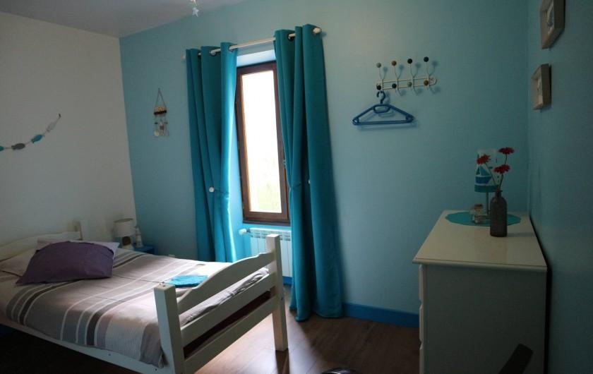 Location de vacances - Appartement à Barretaine - Chambre enfant