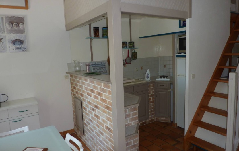 Location de vacances - Maison - Villa à Soorts-Hossegor - Le coin cuisine
