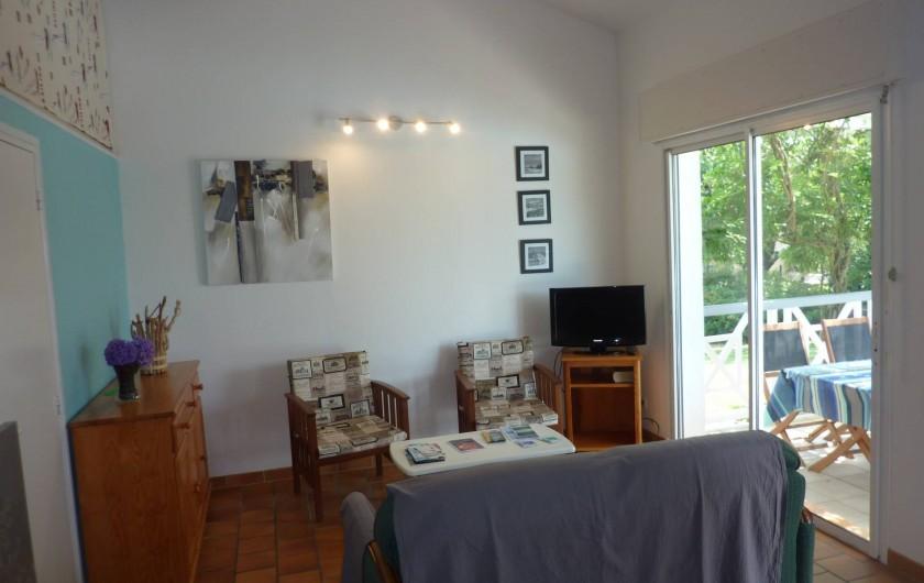 Location de vacances - Maison - Villa à Soorts-Hossegor - Le salon