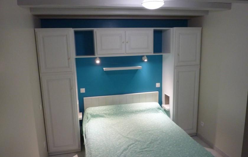 Location de vacances - Maison - Villa à Soorts-Hossegor - Chambre 2 personnes RdC