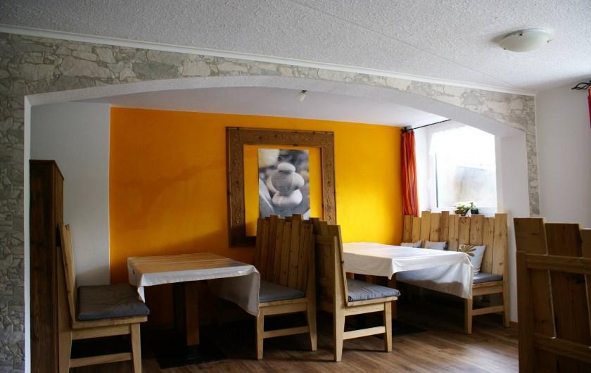 Location de vacances - Maison - Villa à Valle Aurina - la salle de manger