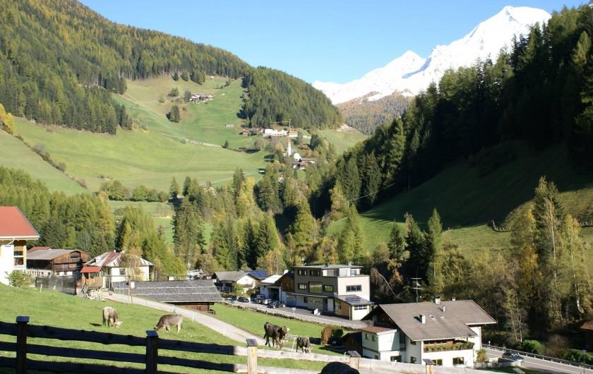 Location de vacances - Maison - Villa à Valle Aurina - une vue