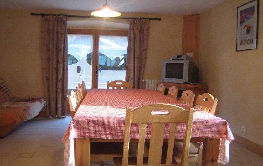 Location de vacances - Appartement à Sixt-Fer-à-Cheval