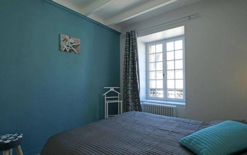 Location de vacances - Maison - Villa à Barfleur - Chambre avec lit 160*200
