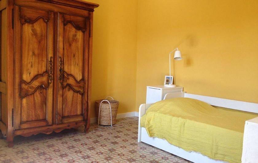 Location de vacances - Mas à Saint-Rémy-de-Provence - Chambre