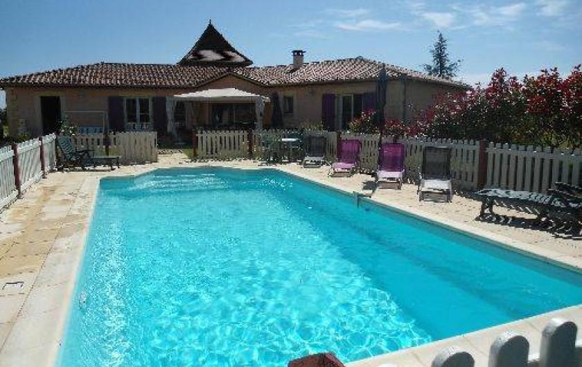 Location de vacances - Chambre d'hôtes à Proissans