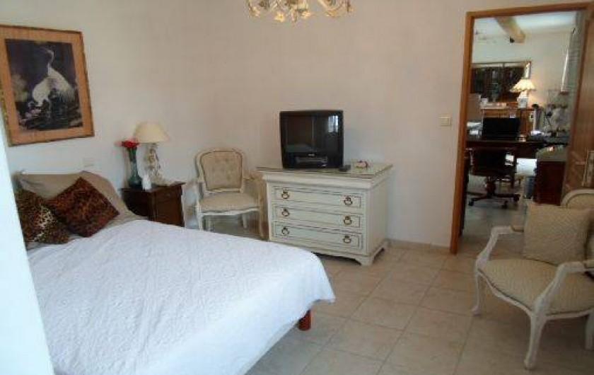 Location de vacances - Villa à Saint-Saturnin-lès-Avignon