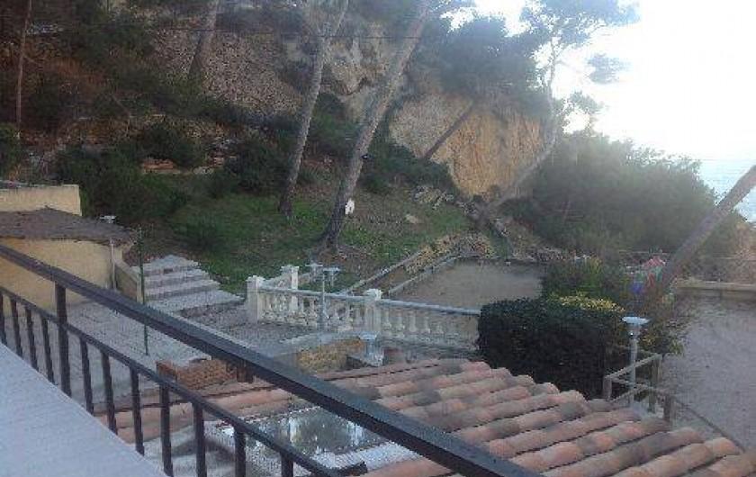 Location de vacances - Villa à Ensuès-la-Redonne