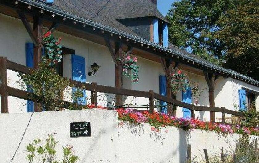 Location de vacances - Gîte à Beaulieu-sur-Layon