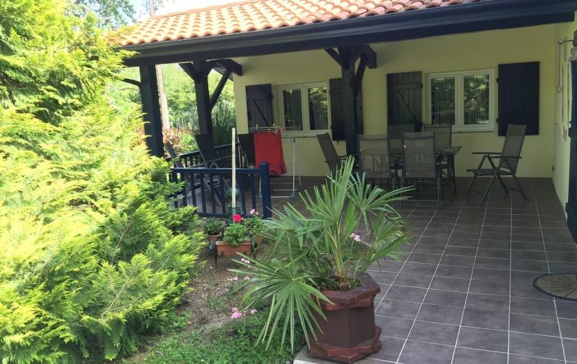 Location de vacances - Gîte à Saint-Lon-les-Mines