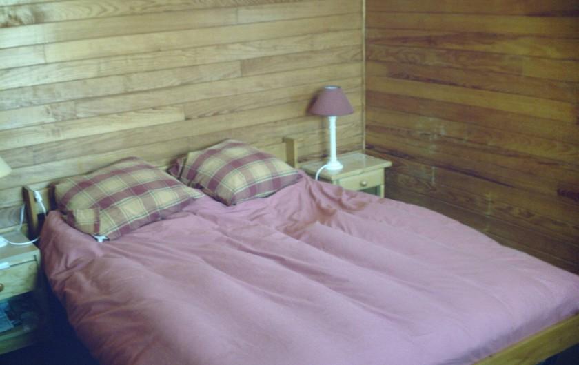 Location de vacances - Chalet à Vars - chambre 2  lit une place