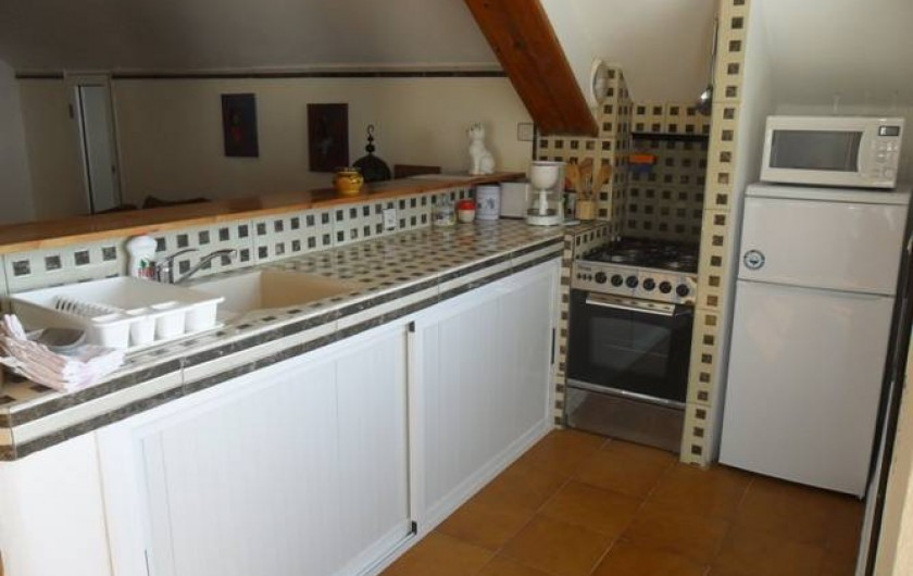 Location de vacances - Appartement à Moulay-Bousselham