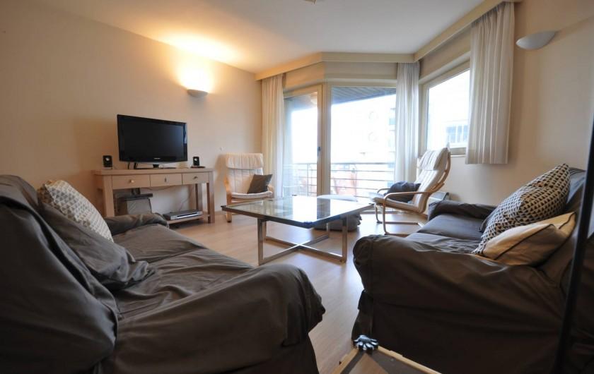 Location de vacances - Appartement à Knocke-Heist