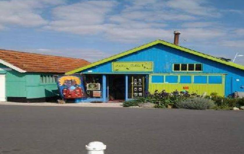 Location de vacances - Bungalow - Mobilhome à La Brée-les-Bains
