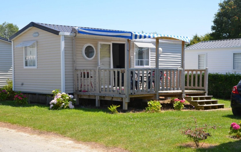 location mobil home tout confort st malo