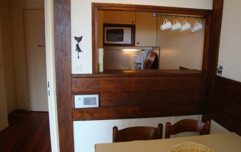 Location de vacances - Appartement à Avoriaz - Cuisine
