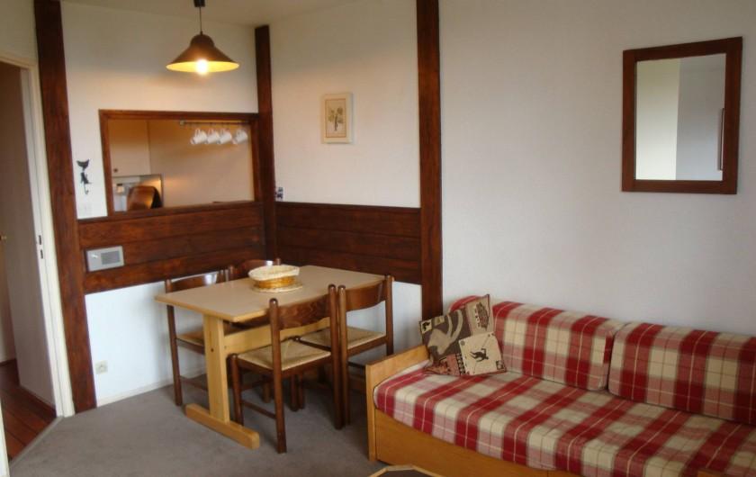 Location de vacances - Appartement à Avoriaz - Séjour