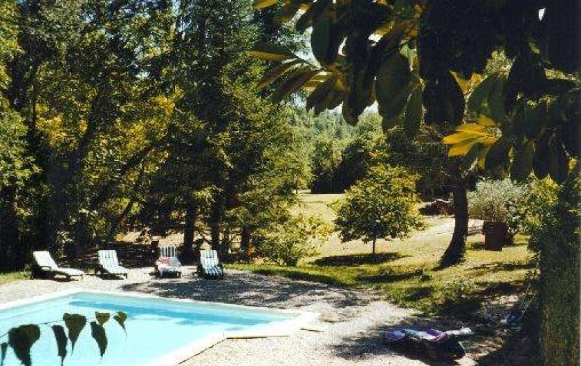 Location de vacances - Mas à Verfeuil