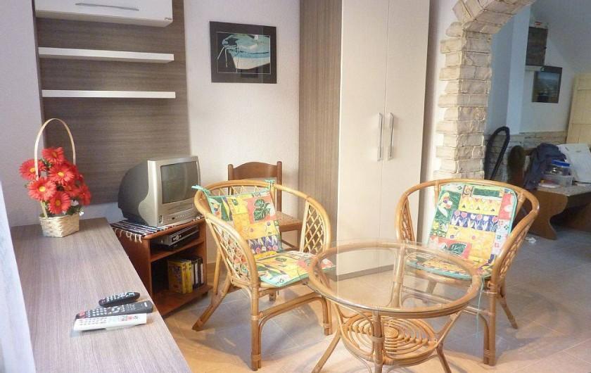 Location de vacances - Appartement à Vodice
