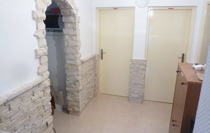 Location de vacances - Appartement à Vodice - Couloir du rez de chaussée