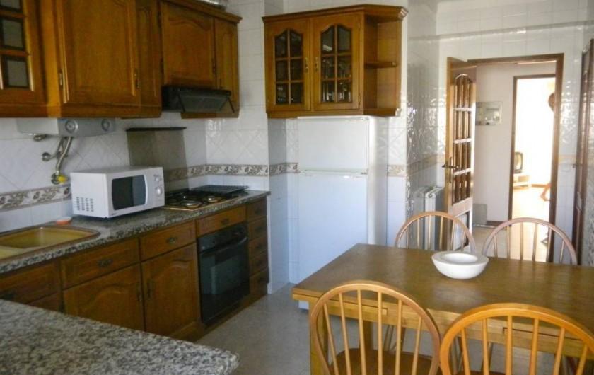 Location de vacances - Appartement à Tavarede - cuisine