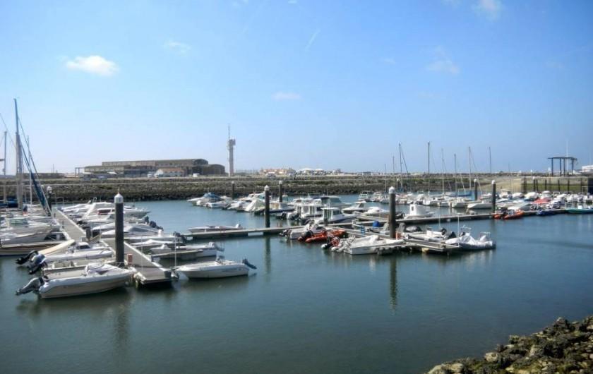 Location de vacances - Appartement à Tavarede - port