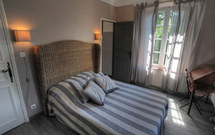 Location de vacances - Villa à Saint-Tropez - Chambre 3 Romano