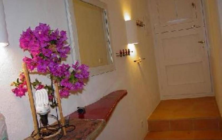 Location de vacances - Appartement à Cadaqués - entree