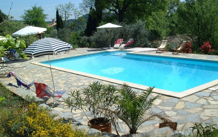 Location de vacances - Gîte à Saint-Félix-de-Pallières