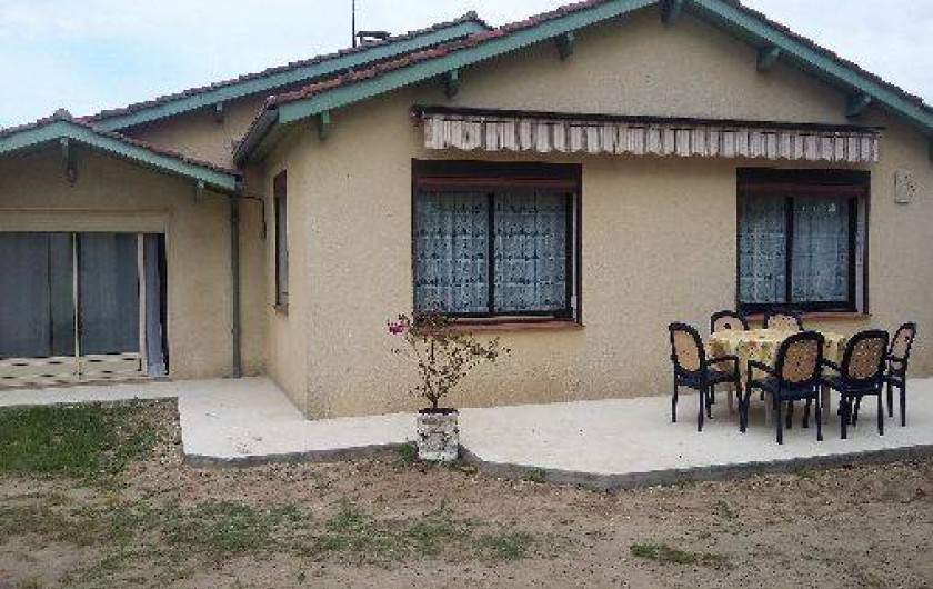 Location de vacances - Villa à Eymet