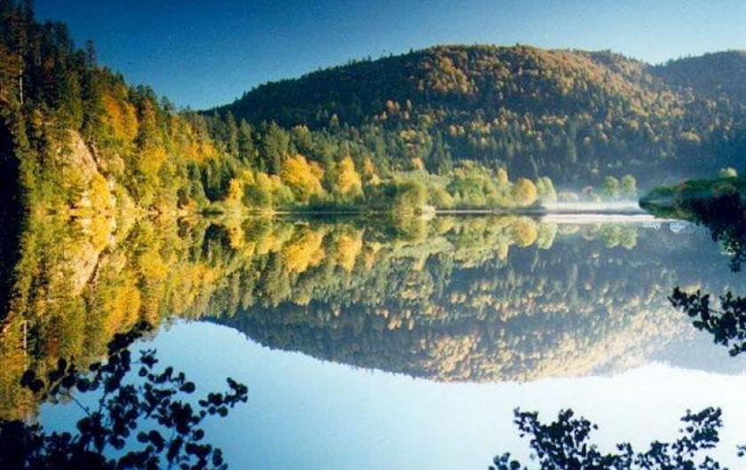 Location de vacances - Hôtel - Auberge à Tendon - Magnifique paysage Vosgien à quelques km