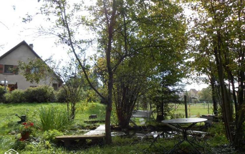 Location de vacances - Gîte à Niedermodern