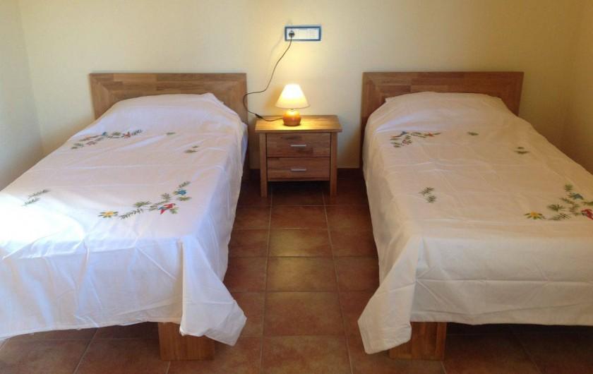 Location de vacances - Villa à Pals - Chambre 2