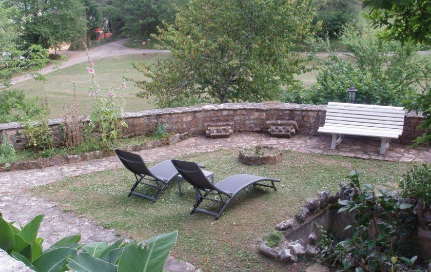 Location de vacances - Maison - Villa à Sarlat-la-Canéda - jardin